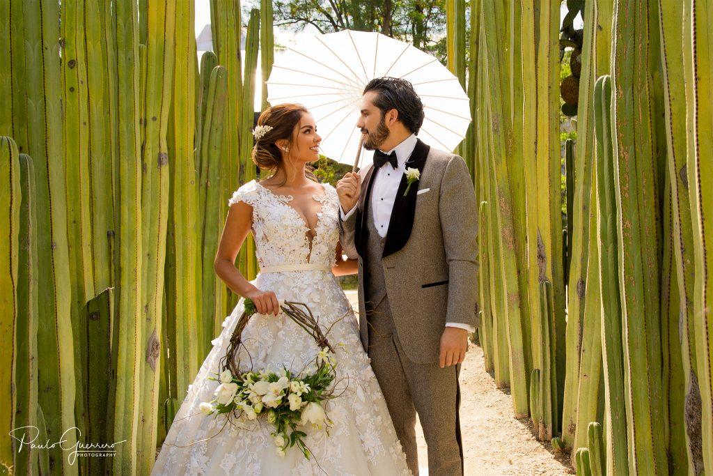 Claudia Martín y Andrés Tovar