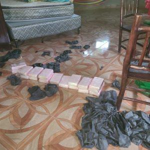 Elementos de la PNC y del MP sufren ataque armado en realización de allanamiento en Camotán, en Chiquimula.