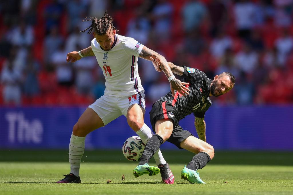 Resultado Inglaterra vs Croacia, grupo D, Eurocopa 2020
