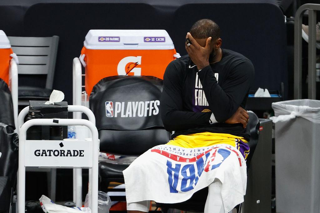 LeBron James no participaría en los Juegos Olímpicos
