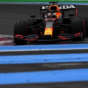 """Verstappen se queda con """"la pole"""" del GP de Francia"""