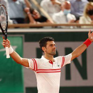 Novak Djokovic derrota a Nadal y es finalista