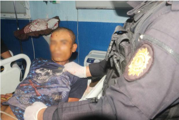Osmin de Jesús Pinto atacó a su esposa e hijos en su vivienda, ubicada en Gualán, en Zacapa.