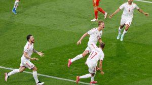 Dinamarca avanza a los cuartos de final