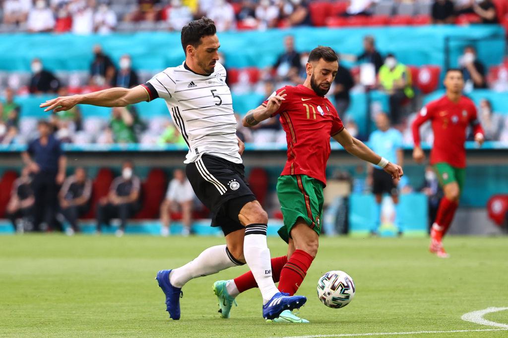 Resultado Portugal vs Alemania, Eurocopa 2021