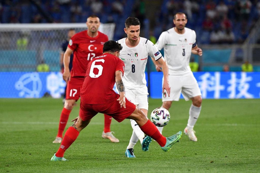 Turquía vs Italia, Eurocopa 2020