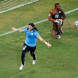 Sebastián Abreu se retira como jugador