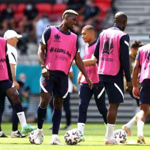 Dembélé se pierde el resto de la Eurocopa