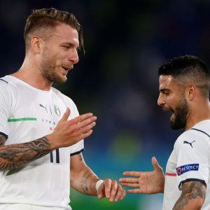 Italia golea 0-3 a Turquía