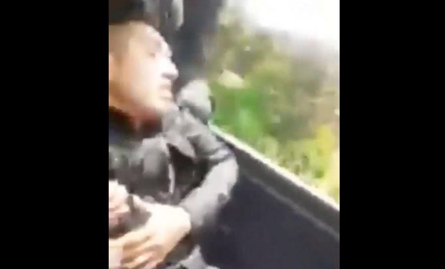Agentes PNC heridos en San Luis Jilotepeque