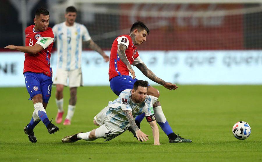 Argentina vs. Chile en la séptima jornada de Eliminatorias rumbo a Qatar
