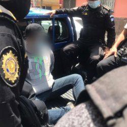 Recapturado presunto responsable de participar en asalto a comercio de zona 16