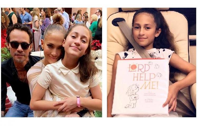Hija de Jennifer López lanza su libro