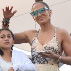 Critican a hija de Jennifer López por lucir como hombre tras nuevo look