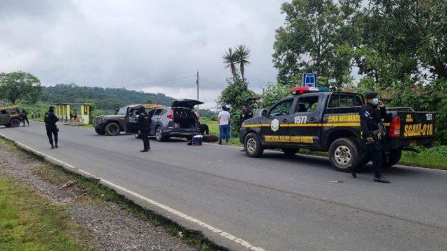 Extraditable es capturado en Colomba, Costa Cuca, Quetzaltenango
