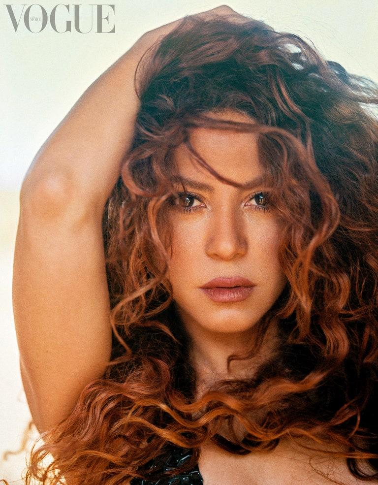 Shakira Vogue