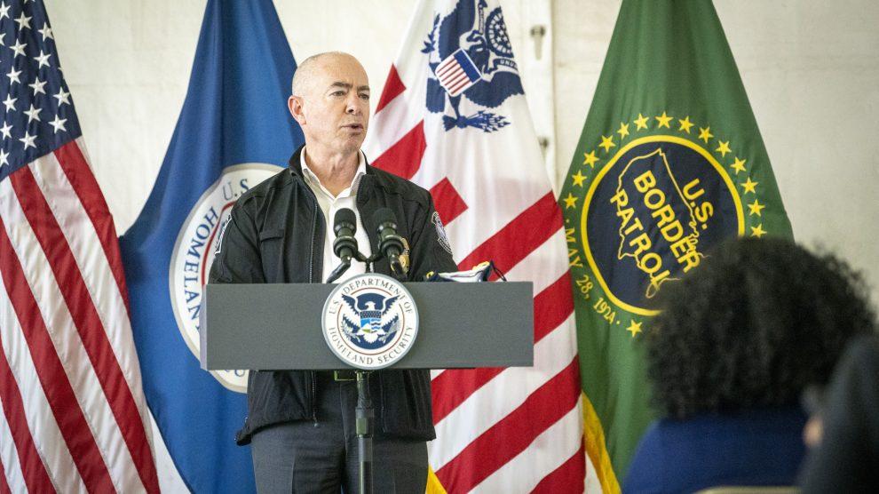 Alejandro Mayorkas, secretario de Seguridad Nacional de EE. UU., visitará Guatemala.
