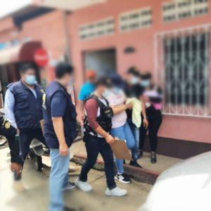 Autoridades reportaron la captura de Elsa Marina Godínez Bolaños, señalada por el robo de una bebé.