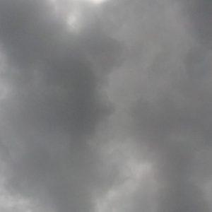 Clima. Cielo nublado.