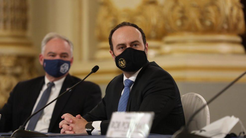 Pedro Brolo, canciller de Guatemala, solicitó a senadores de EE. UU. otorgar el estatus de protección temporal (TPS) a connacionales.