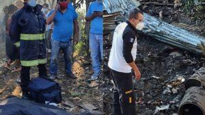 Incendio en fábrica de juegos pirotécnicos causa la muerte de dos personas, entre los sucesos de la jornada.