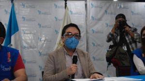 Juan Francisco Sandoval es destituido como jefe de la Fiscalía Especial contra la Impunidad (FECI).