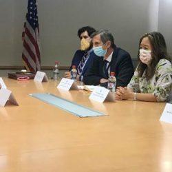 Julie Chung llama a combatir la corrupción en la región