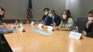 Autoridades de EE. UU. señalaron la necesidad de combatir la corrupción en el país y en la región.