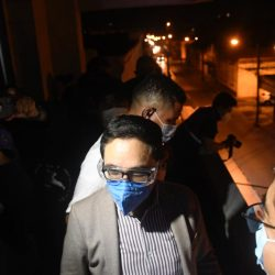 PDH informa que Sandoval sale del país para resguardar su seguridad