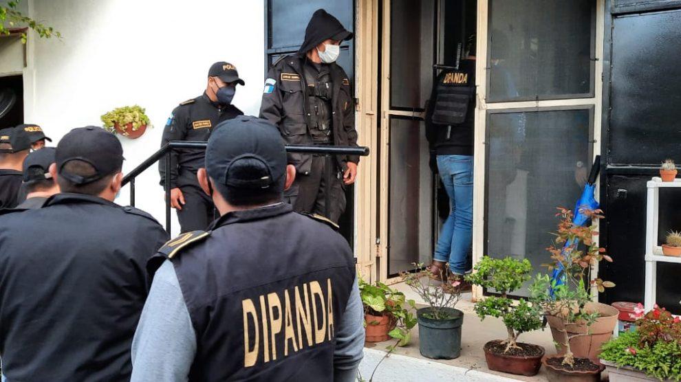 Autoridades realizan requisa en la prisión de Mariscal Zavala.