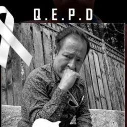 Muere Sammy Pérez tras luchar por varios días contra el COVID-19