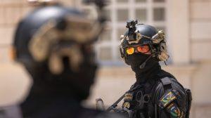 Fuerzas de Seguridad en Bagdad, Irak