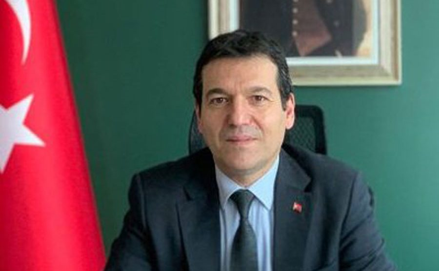 Embajador de Turquía en Guatemala, Erkan Aytun