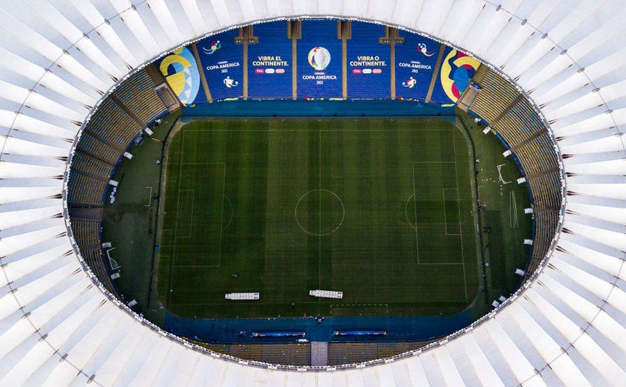 Estadio Maracaná en Brasil