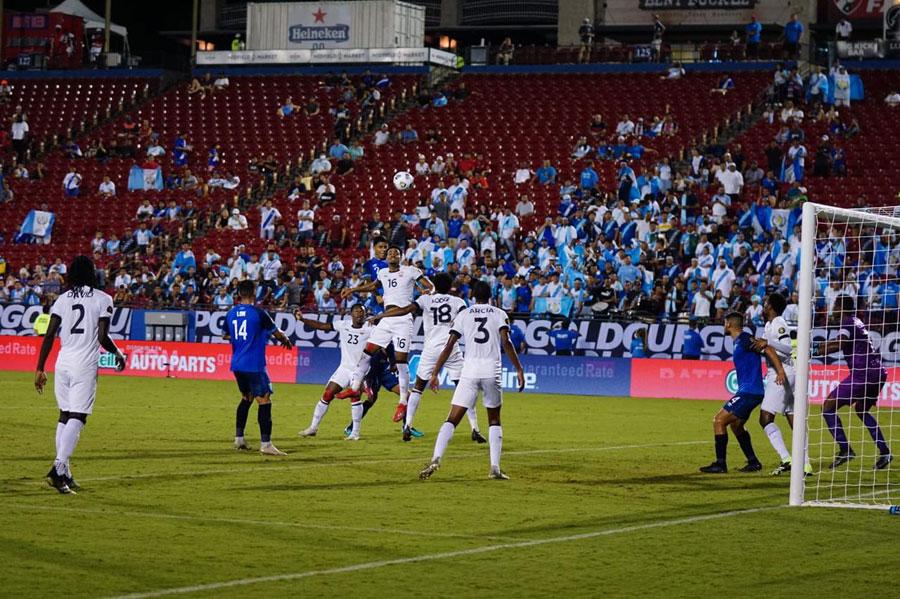 Guatemala cae ante Trinidad y Tobago