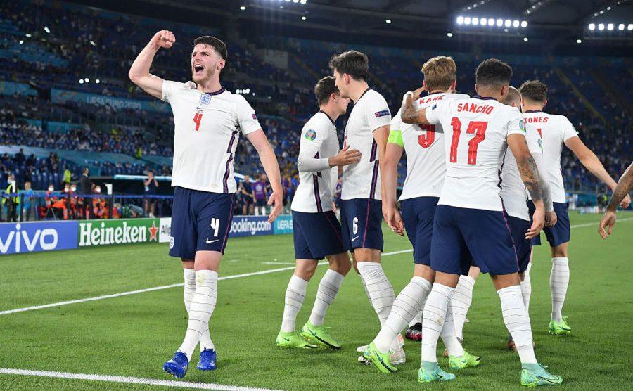 Inglaterra golea a Ucrania
