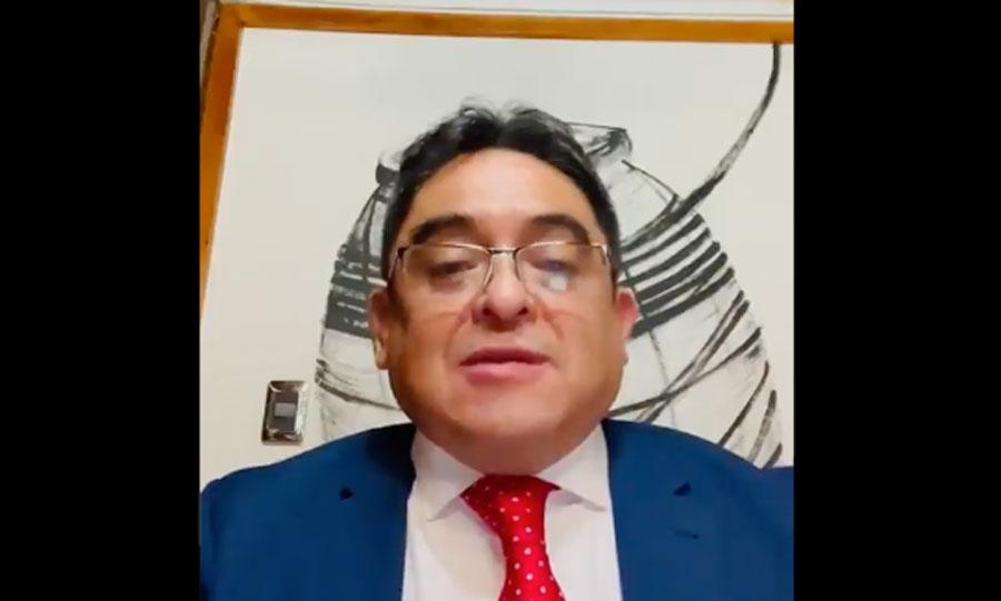 Jordán Rodas Andrade, PDH