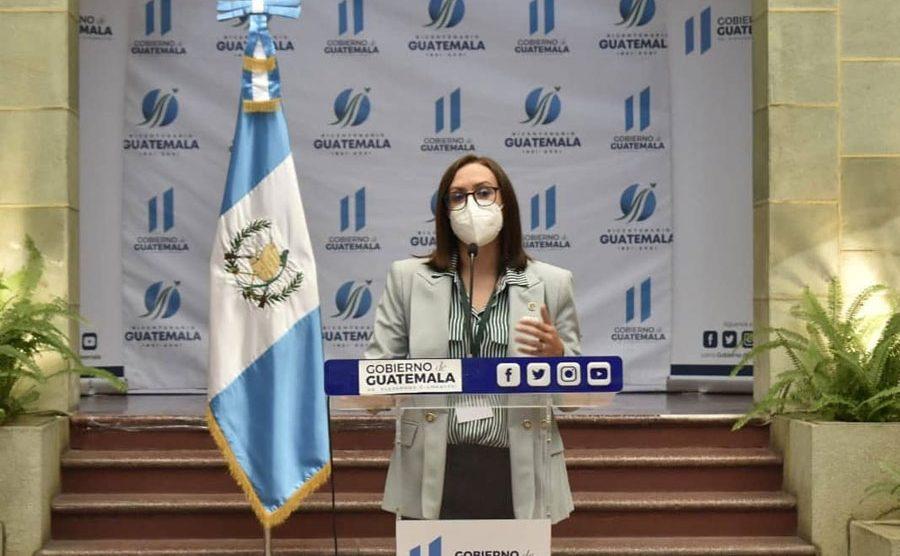 María Isabel Salazar, viceministra de Trabajo, anuncia inspecciones por pago de Bono 14