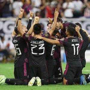 México derrota a Canadá en la semifinal de Copa Oro