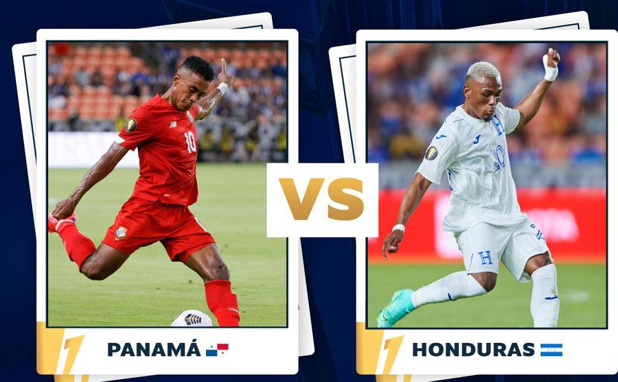 Panamá versus Honduras