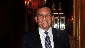 Porfirio Lobo, expresidente de Honduras