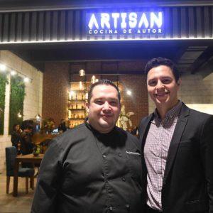 """""""Artisan, cocina de autor"""" en HQ Fontabella"""