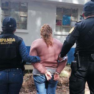 Capturada tras operativos en cárceles