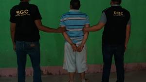 José Ediberto Pérez Alonzo, femicida incluido entre los 100 más buscados