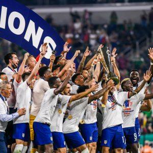 Estados Unidos es campeón de la Copa Oro 2021