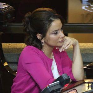 Exdiputada Stella Alonzo Bolaños