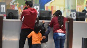 migrantes guatemaltecos retornados desde Estados Unidos