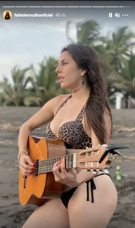 Fabiola Roudha