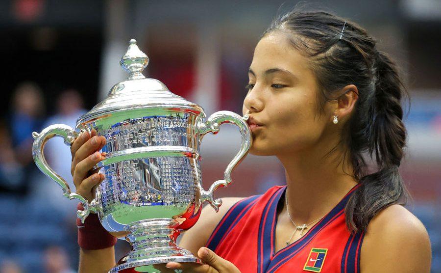 Emma Raducanu, campeona del US Open 2021