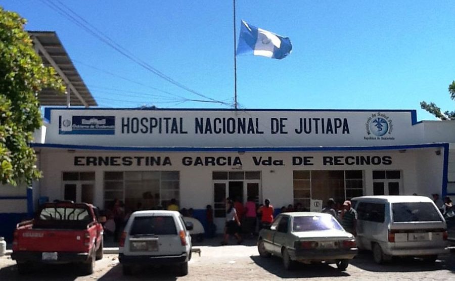 Hospital Nacional de Jutiapa